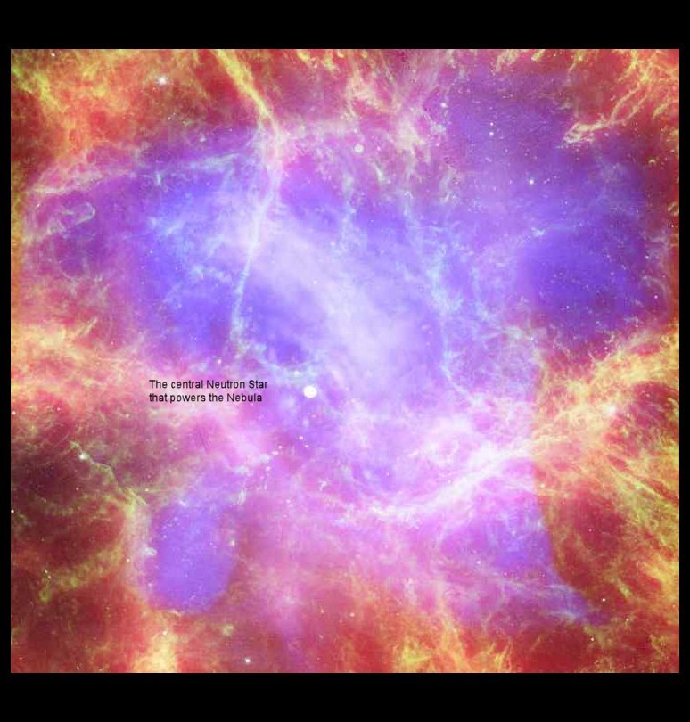 crab nebula visible - photo #21