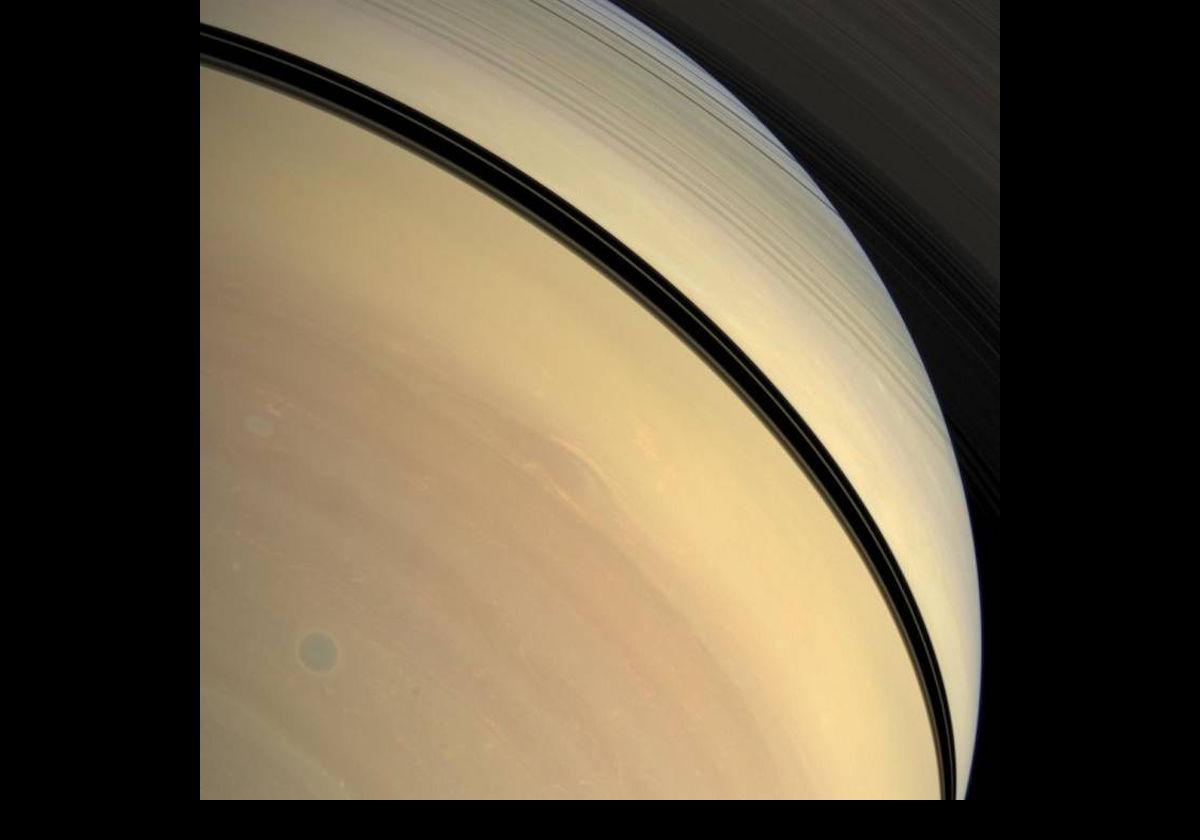 True Color Planet Saturn | Foto Bugil Bokep 2017